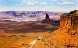canyonland Foto de Stock