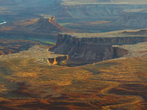 Canyonland Overlook Closeup Royalty Free Stock Photo
