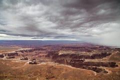 canyonlands εθνικό πάρκο ΗΠΑ Utah Στοκ Φωτογραφία