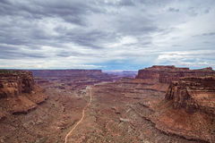 canyonlands εθνικό πάρκο Utah Στοκ Εικόνα