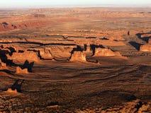 canyonlands εθνικό πάρκο Utah Στοκ Φωτογραφίες