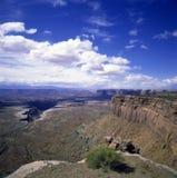 canyonlands Юта Стоковое Изображение