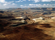 Canyonlands, Юта Стоковые Фото