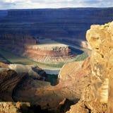 canyonlands Юта Стоковое Изображение RF
