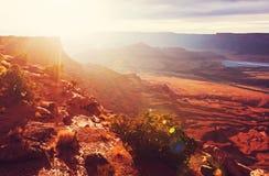Canyonlands 库存照片