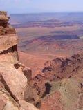 canyonlands Стоковое Изображение RF