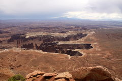Canyonlands Photos libres de droits
