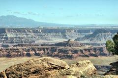 Canyonlands Photos libres de droits