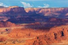 Canyonlands arkivbilder