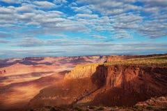 Canyonlands royaltyfri fotografi