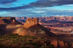 Canyonlands royaltyfria foton