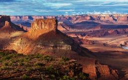 Canyonlands arkivfoton