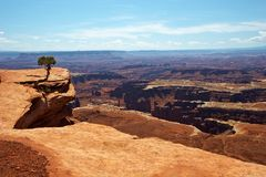 Canyonlands Stock Photo
