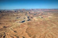 Canyonlands Immagine Stock