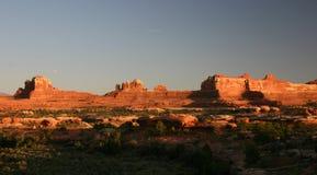canyonlands zdjęcie stock