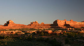 Canyonlands Photo stock