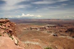 Canyonlands Photo libre de droits