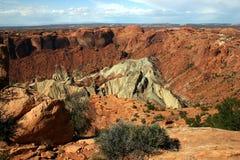 canyonlands obrazy stock