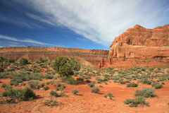 Canyonlands. In Canyonlands near Moab, Utah Stock Images