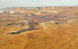canyonlands Arkivfoto