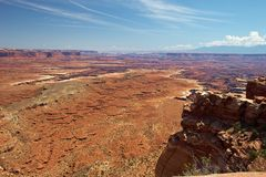 Canyonlands Royalty Free Stock Photos