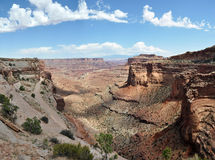 Canyonlands Royalty Free Stock Photo