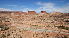 Canyonlands Stock Afbeelding