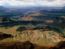 Canyonlands Imagen de archivo libre de regalías