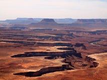 Canyonlands Stock Afbeeldingen