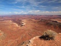 Canyonlands Royalty-vrije Stock Foto's