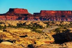 Canyonlands Royalty-vrije Stock Foto