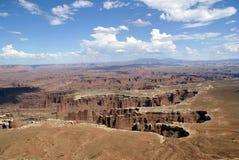canyonlands Zdjęcie Royalty Free