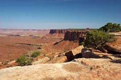 Canyonlands Foto de Stock Royalty Free