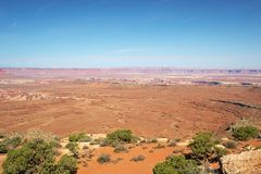 Canyonlands royaltyfria foton
