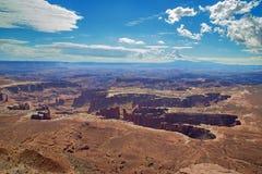 Canyonlands Immagine Stock Libera da Diritti