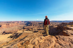 Canyonlands Royalty-vrije Stock Fotografie