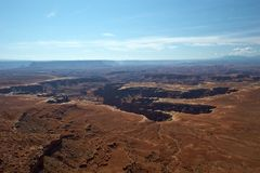 Canyonlands royaltyfria bilder