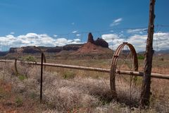Canyonlands area Stock Photos