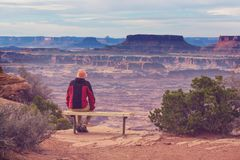 Canyonlands Royalty Free Stock Photography