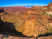 Canyonlands Utah Royalty Free Stock Photos