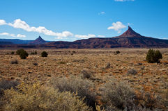 Canyonlands Landscape Royalty Free Stock Photography