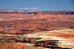 Canyonlands Landscape Royalty Free Stock Photo