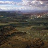 Canyonlands Utah Arkivbild