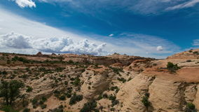 Canyonlands Nationaal Park stock video