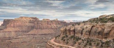 Canyonlands Nationaal Park Royalty-vrije Stock Foto's