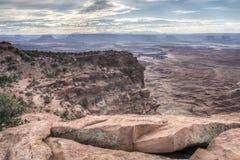 Canyonlands Nationaal Park Royalty-vrije Stock Foto