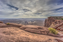 Canyonlands Nationaal Park Stock Foto
