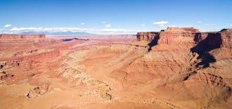 Canyonlands Nationaal Park, UT Stock Foto
