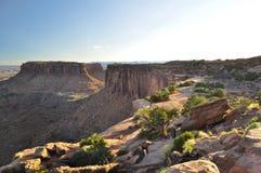 Canyonlands National Park, Moab, UTAH Royalty Free Stock Photography