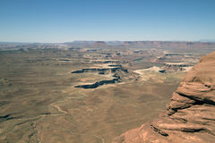 Canyonlands National Park near Moab, Utah Stock Photo